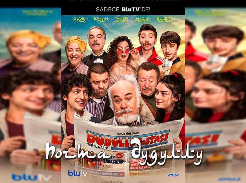 Почта Дудуллу смотреть турецкий сериал онлайн 6