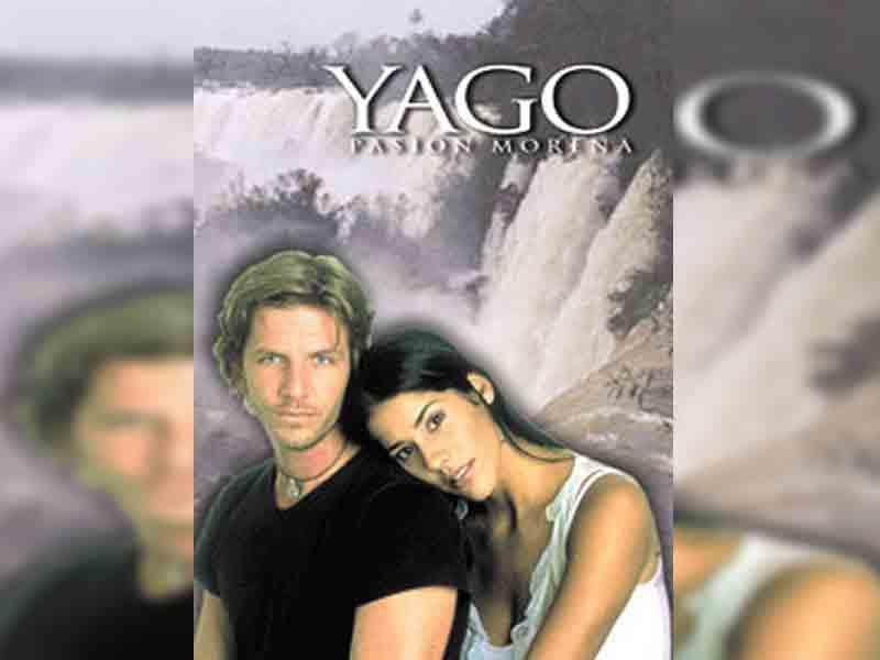 Яго, темная страсть / Yago, pasión morena 2001