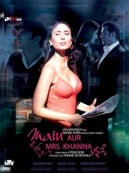 Мистер и миссис Кханна / Main Aurr Mrs Khanna