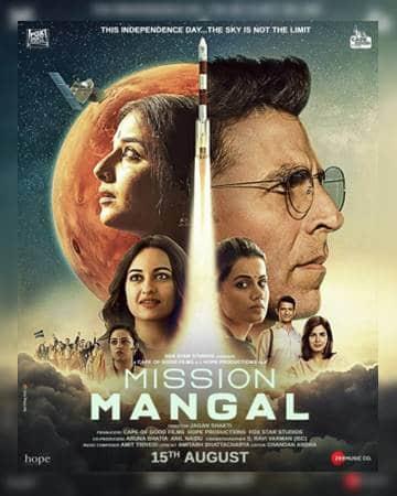 Миссия на Марс / Mission Mangal