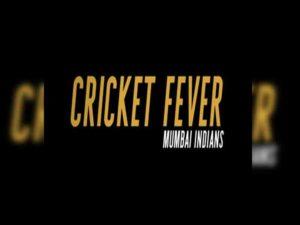 Крикетная лихорадка: Мумбаи Индианс / Cricket Fever: Mumbai Indians 2019