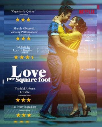 Ипотечная любовь / Love Per Square Foot 2018 индийский фильм онлайн 9