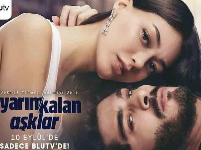 Незаконченная любовь / Yarim Kalan Asklar 2020