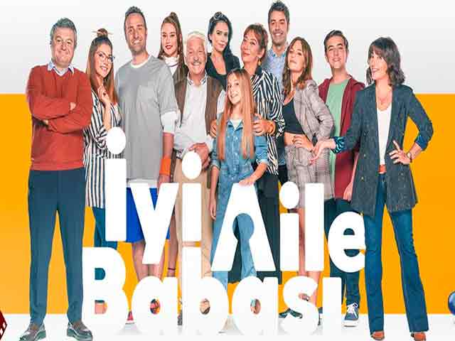 Хороший семьянин турецкий сериал