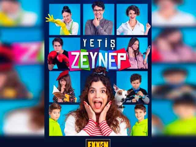 Успей Зейнеп / Yetiş Zeynep турецкий сериал