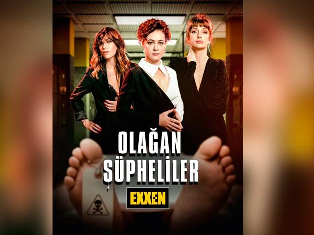 Обычные подозреваемые / Olağan Şüpheliler 2021