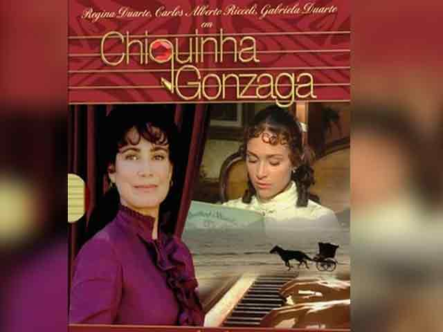 Шикинья Гонзага / Chiquinha Gonzaga 1999