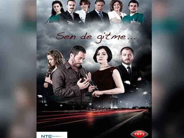 И ты не уходи / Sen de Gitme 2011